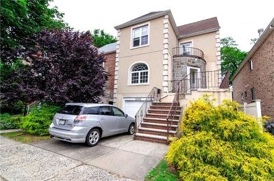 Bronx Single Family Home For Sale: 2333 Gunther Avenue