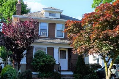 Ossining Single Family Home For Sale: 49 Upper Croton Avenue