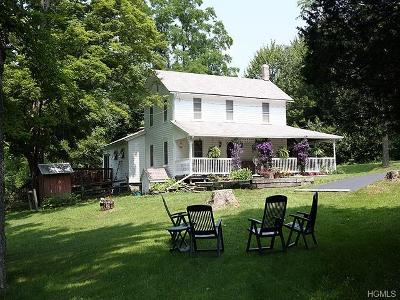 Sullivan County Single Family Home For Sale: 160 Warner Road
