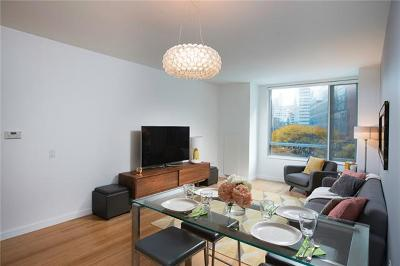 New York Condo/Townhouse For Sale: 2 River #4MM