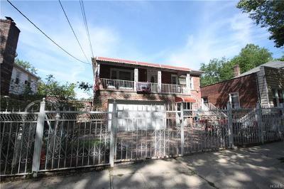 Bronx NY Multi Family 2-4 For Sale: $925,000