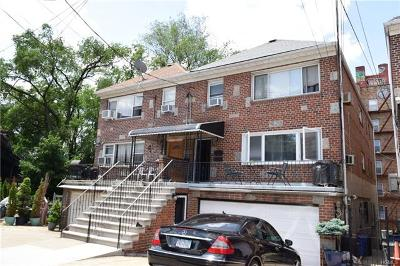 Bronx Multi Family 2-4 For Sale: 1619 Mulford Avenue