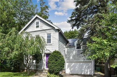 Larchmont Single Family Home For Sale: 35 Hillcrest Avenue