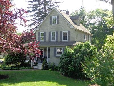 Pearl River Single Family Home For Sale: 115 South Middletown Road