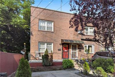Bronx Single Family Home For Sale: 1834 Delancey Place