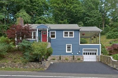 Croton-On-Hudson Single Family Home For Sale: 151 North Riverside Avenue