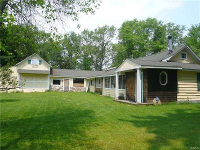 Livingston Manor NY Single Family Home For Sale: $85,000