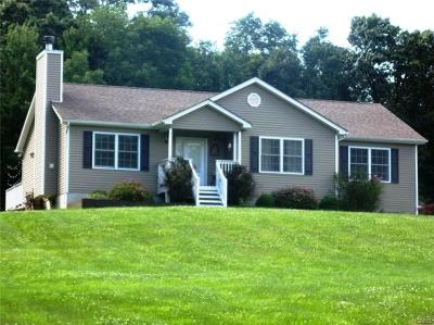 Single Family Home For Sale: 289 Logtown Road