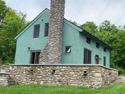 Single Family Home For Sale: 268 Cox Road