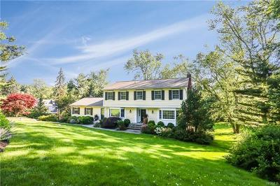 Armonk Single Family Home For Sale: 3 Sterling Road South