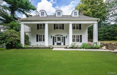 Westchester County Single Family Home For Sale: 83 Somerstown Road
