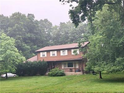 Rockland County Single Family Home For Sale: 24 Fessler Drive