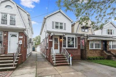 Brooklyn Single Family Home For Sale: 1638 Ryder Street