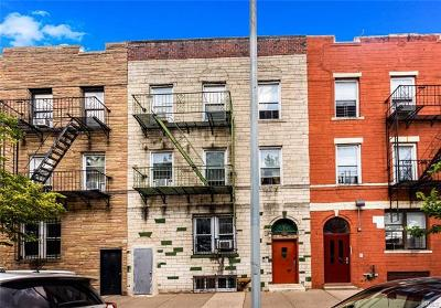 Bronx Multi Family 5+ For Sale: 1144 Metcalf Avenue