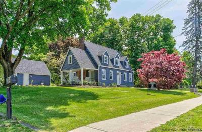 New Paltz Single Family Home For Sale: 40 South Manheim Boulevard