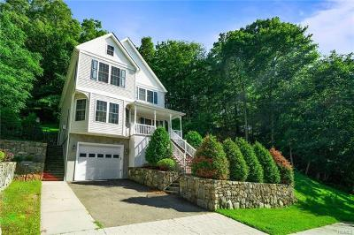 Peekskill Single Family Home For Sale: 1359 Lincoln Terrace