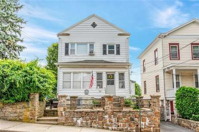 Westchester County Multi Family 2-4 For Sale: 22 Underhill Street