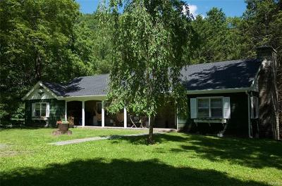 Single Family Home For Sale: 82 Denman Mountain Road