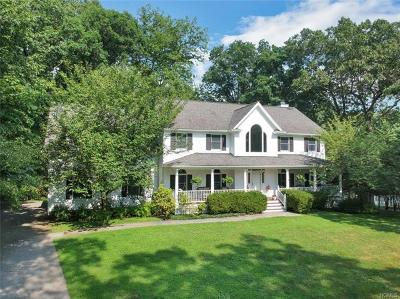 Croton-on-hudson Single Family Home For Sale: 4 O'riley Court