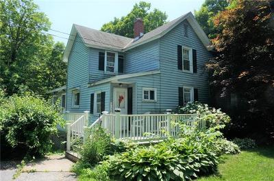 Staatsburg Single Family Home For Sale: 18 North Cross Road