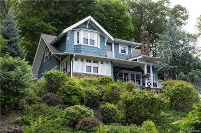 Nyack NY Single Family Home For Sale: $549,900