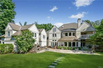 Scarsdale Single Family Home For Sale: 15 Brookby Road