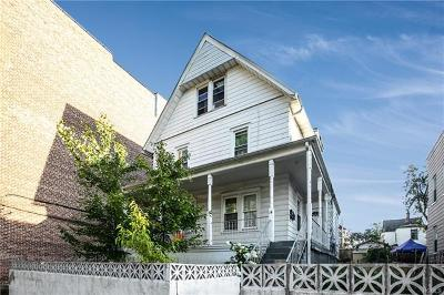 Port Chester Multi Family 2-4 For Sale: 12-14 Parker Street
