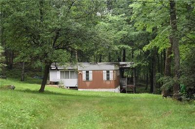 Wurtsboro Single Family Home For Sale: Tbd Mount Vernon Road