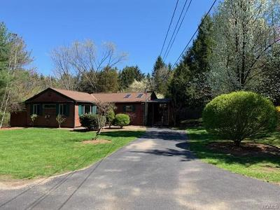 Verbank Single Family Home For Sale: 27 Tompkins Road
