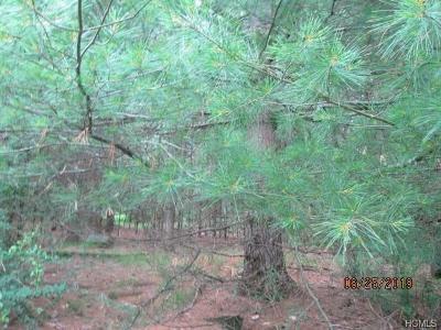 Wurtsboro Residential Lots & Land For Sale: Tbd Oak Lane