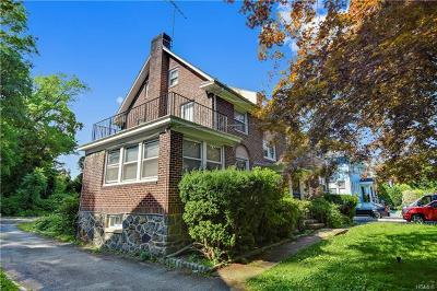 New Rochelle Single Family Home For Sale: 18 Pierce Street