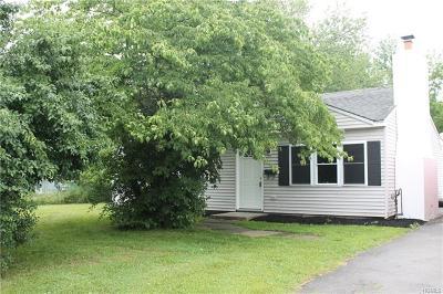 Dutchess County Single Family Home For Sale: 64 Van Wyck Drive