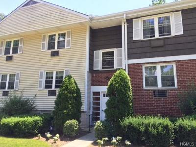 Westchester County Condo/Townhouse For Sale: 61 Lorraine Terrace #unit 245