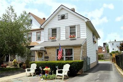 New Rochelle Single Family Home For Sale: 39 John Street
