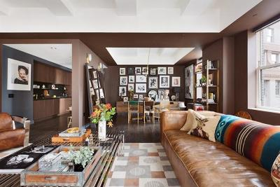 New York Condo/Townhouse For Sale: 15 Broad Street #2600