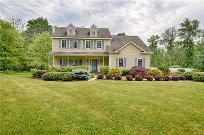 Middletown Single Family Home For Sale: 136 Highland Lake Road