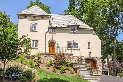 New Rochelle Single Family Home For Sale: 66 Hunter Avenue