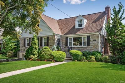 Mamaroneck Single Family Home For Sale: 217 Wagner Avenue
