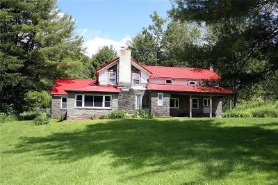 Delaware County Single Family Home For Sale: 1158 Bert Medlar Road