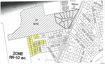 Monroe Residential Lots & Land For Sale: 2 Orchard & Palmer Street
