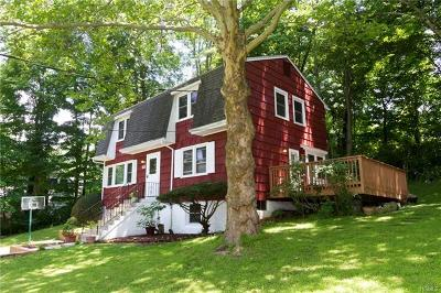 Chappaqua Single Family Home For Sale: 75 Castle Road