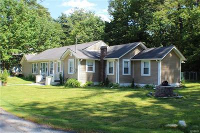 Wurtsboro Single Family Home For Sale: 35 Trail Three