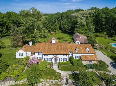 Connecticut Single Family Home For Sale: 284 Briar Brae Road