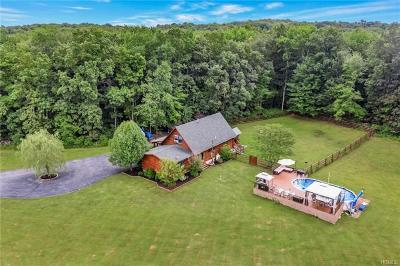 Single Family Home For Sale: 198 Woods Road