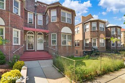 New York Multi Family 2-4 For Sale: 22-28 37th Street
