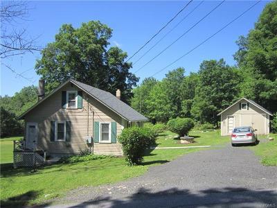 Pine Bush Single Family Home For Sale: 898 Upper Mountain Road