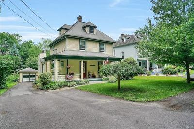 Central Valley Single Family Home For Sale: 358 Route 32