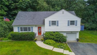 Cortlandt Manor Single Family Home For Sale: 1 Trolley Road