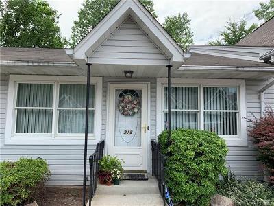 Condo/Townhouse For Sale: 218 Hubert Humphrey Drive