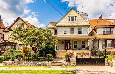 Mount Vernon Multi Family 2-4 For Sale: 143 Urban Street